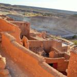 モロッコ・アイトベンハドゥの集落