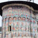 FINE ROAD(90) ルーマニアの教会堂を訪ねて(3)ブゴビナィナ地方 五つの修道院② スチェヴィツァ修道院