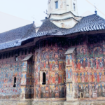 FINE ROAD(91)ルーマニアの教会堂を訪ねて(4) ブゴビナィナ地方 五つの修道院③ モルトヴィツァ修道院