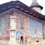 FINE ROAD(92) ルーマニアの教会堂を訪ねて(5)  ブゴビナィナ地方 五つの修道院④ ヴォロネツ修道院