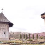 FINE ROAD(93) ルーマニアの教会堂を訪ねて(6)  ブゴビナィナ地方 五つの修道院⑤ フモール修道院
