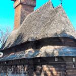 FINE ROAD(95) ルーマニアの教会堂を訪ねて(8) マラムレシュ地方木造教会堂② クヘラの聖ニコラ教会堂