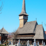 FINE ROAD(97) ルーマニアの教会堂を訪ねて(10) マラムレシュ地方木造教会堂④ ロザヴリャ教会堂