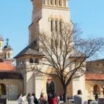 FINE ROAD(100) ルーマニアの教会堂を訪ねて(13) アルバ・ユリア要塞 ①ルーマニア正教会堂 ②ローマカトリック大聖堂
