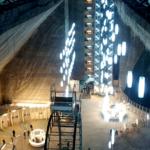 ルーマニア・トランシルバニア地方 塩 ミュージアム・アミューズメント施設 Salina Turda(サリーナ・トゥルダ)