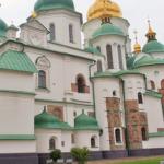 FINE ROAD(103) ウクライナの教会堂を訪ねて(2) ソフィア大聖堂 訪問日 2018年7月26日