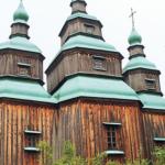 FINE ROAD(107) ウクライナ(6)野外建築博物館の木造教会ABC