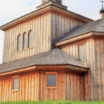 FINE ROAD(108) ベラルーシ(1) 野外建築博物館の木造教会ABCD