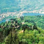 世界の旅 イタリア コモ湖