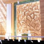 世界の教会の旅 フィンランド(4) ラーアヤサロ教会(Laajasalo Church)