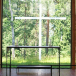 世界の教会の旅 フィンランド(7) オタニエミチャペル(Otaniemen Kappeli)