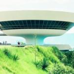 世界の旅 ブラジル・リオデジャネイロ州 ニテロイ現代美術館 Museu de Arte Contemporanea de Niteroi