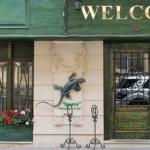 アゼルバイジャン(5) ホテル BOUTIQE PALACE レストラン・バーIGUANA