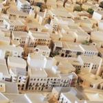 アゼルバイジャンAzerbaijan ⑥-1  シルクロードの中継地 バクーBaku Old City世界遺産 町並み A