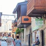 アゼルバイジャンAzerbaijan ⑥-2  シルクロードの中継地 バクーBaku Old City世界遺産 町並み B
