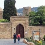 アゼルバイジャンAzerbaijan ⑥-3   シルクロードの中継地 バクーBaku Old City  世界遺産 シルヴァン・シャー宮殿
