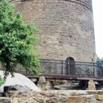 アゼルバイジャンAzerbaijan ⑥-4 シルクロードの中継地 バクーBaku Old City 世界遺産