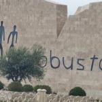アゼルバイジャンAzerbaijan  シルクロードの中継地 バクーBaku ゴブスタン岩絵 世界遺産