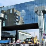 ワルシャワの街 Bと最高裁判所