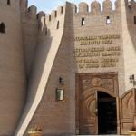 タジキスタン 第2の都市ホジェンドのアレクサンドロス大王歴史博物館